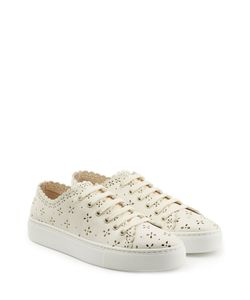 Simone Rocha | Perforated Leather Sneakers Gr. It 38