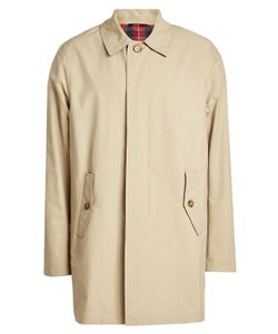 Baracuta | Cotton-Blend Coat Gr. 44