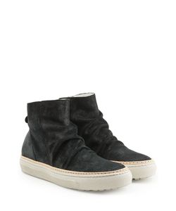 Fiorentini+Baker | Suede Ankle Boots Gr. Eu 45