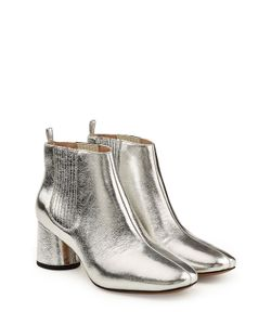 Marc Jacobs | Leather Ankle Boots Gr. It 36