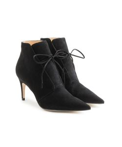Sergio Rossi | Suede Ankle Boots Gr. It 37