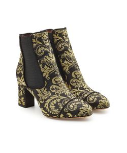 Tabitha Simmons | Printed Ankle Boots Gr. Eu 36