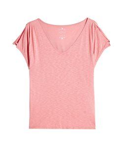 Velvet   T-Shirt With Cotton Gr. M