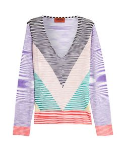 Missoni | Striped Jersey Top Gr. It 42
