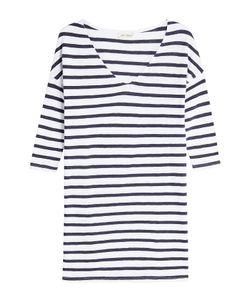 American Vintage | Striped Cotton Top Gr. S
