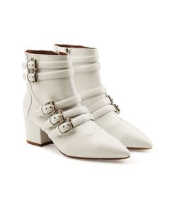Tabitha Simmons | Leather Ankle Boots Gr. Eu 37