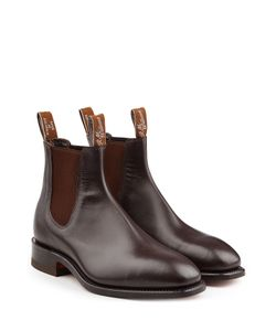 R.M. Williams | Leather Ankle Boots Gr. Uk 7.5