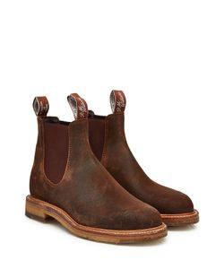 R.M.Williams   Gilchrist Suede Boots Gr. Uk 9.5