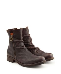 Fiorentini+Baker | Zip Leather Ankle Boots Gr. Eu 42