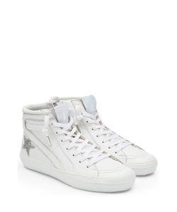 Golden Goose | Crystal Slide High-Top Sneakers With Embellishment Gr. Eu 35