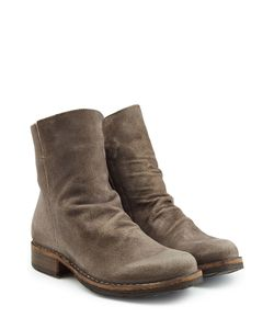 Fiorentini+Baker | Suede Ankle Boots Gr. It 40