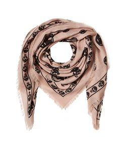 Alexander McQueen | Printed Cashmere Scarf Gr. One Size