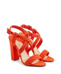 Paul Andrew | Suede Sandals Gr. It 37