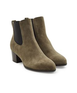 Hogan | Suede Ankle Boots Gr. It 41