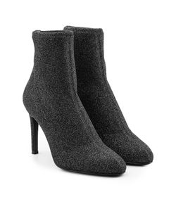 Giuseppe Zanotti Design | Heeled Glitter Ankle Boots Gr. It 40
