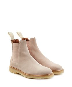 Common Projects | Suede Chelsea Boots Gr. Eu 36