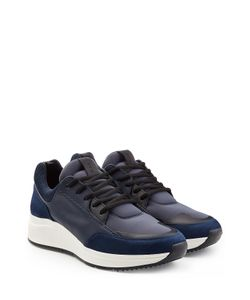 ETQ | Sneakers With Leather And Mesh Gr. Eu 43