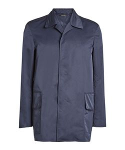 Jil Sander | Jacket With Pointed Collar Gr. Eu 48