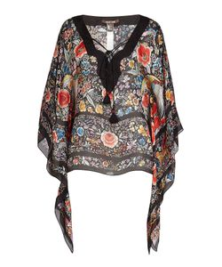 Roberto Cavalli | Printed Silk Blouse Gr. It 40