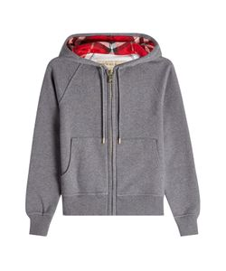 Burberry London | Zipped Cotton Hoody Gr. M