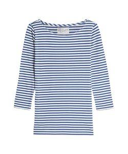 Seafarer | Striped Cotton Top Gr. S