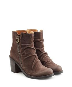 Fiorentini+Baker | Suede Ankle Boots Gr. It 41