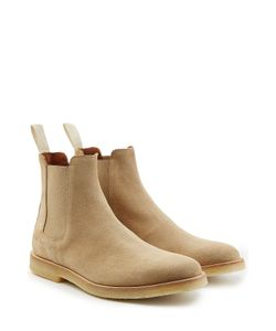 Common Projects | Suede Chelsea Boots Gr. Eu 41