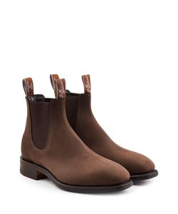 R.M. Williams | Leather Ankle Boots Gr. Uk 10.5