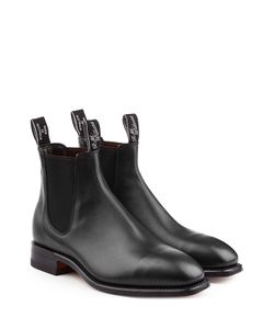 R.M. Williams | Leather Ankle Boots Gr. Uk 10