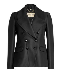Burberry London | Ashfield Jacket With Virgin Wool And Cotton Gr. Uk 8