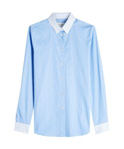 Maison Margiela | Striped Cotton Shirt Gr. It 40