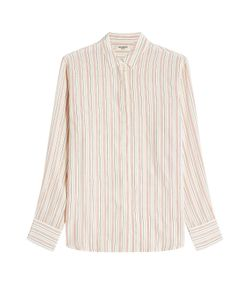 Zadig & Voltaire   Printed Silk Blouse Gr. Xs