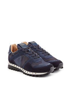 Valentino | Fabri And Suede Sneakers Gr. Eu 39