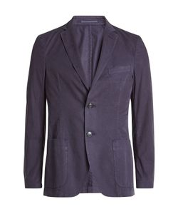 Officine Generale   Cotton Sports Jacket Gr. Eu 52