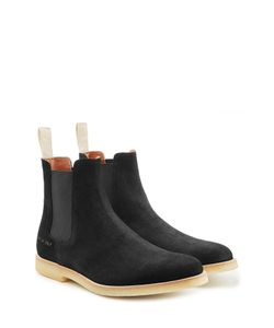 Common Projects | Suede Chelsea Boots Gr. Eu 45
