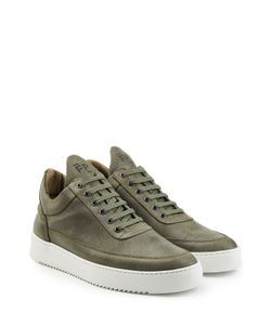 Filling Pieces | Fundament Suede Sneakers Gr. Eu 45