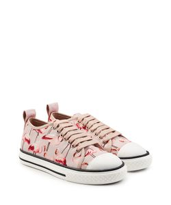 Red Valentino | Flamingo Print Sneakers Gr. It 38