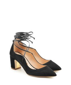 Rupert Sanderson | Suede Pumps Gr. It 38