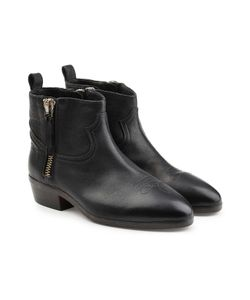 Golden Goose | Leather Ankle Boots Gr. Eu 37