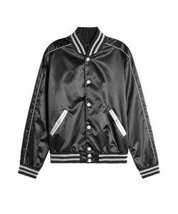 Calvin Klein Collection | Satin Bomber Jacket Gr. S