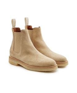 Common Projects   Suede Chelsea Boots Gr. Eu 41