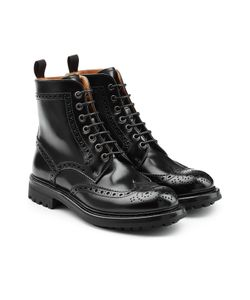 Church'S | Leather Ankle Boots Gr. Eu 36