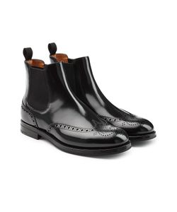 Church'S | Patent Leather Chelsea Boots Gr. Eu 38.5
