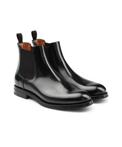Church'S | Patent Leather Chelsea Boots Gr. Eu 39