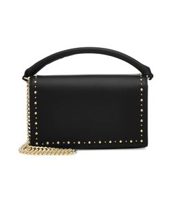 Diane Von Furstenberg | Soirée Embellished Leather Top Handle Bag Gr. One Size