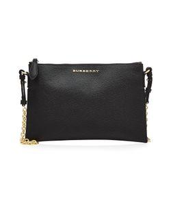 Burberry   Leather Shoulder Bag Gr. One Size