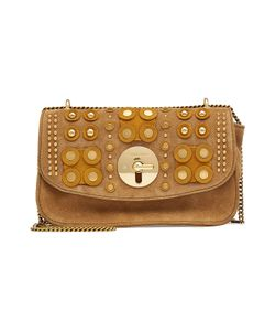 See By Chloe | Embellished Suede Shoulder Bag Gr. One Size