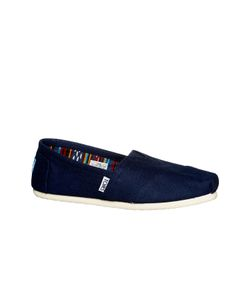 Toms | Natural Canvas Wm Clsc Alprg Nl