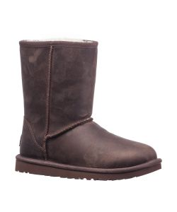 UGG | W Classic Short Leather
