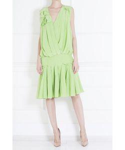 John Galliano | Шелковое Платье